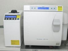 ドイツ製滅菌器